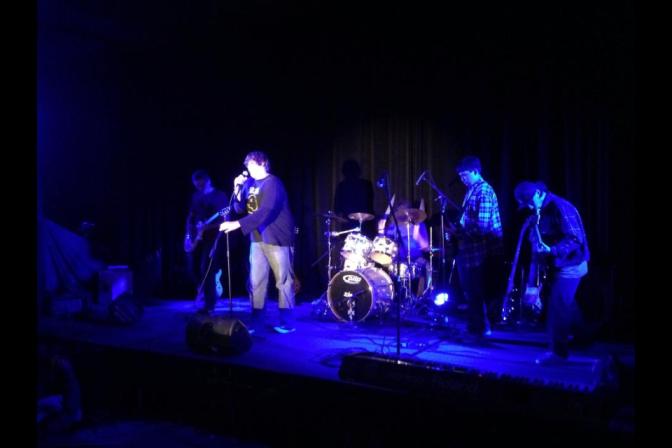 Minarets Music (Rock Performance)