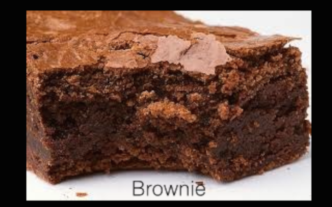 Yummy Homemade Brownies -Vanessa Sanchez