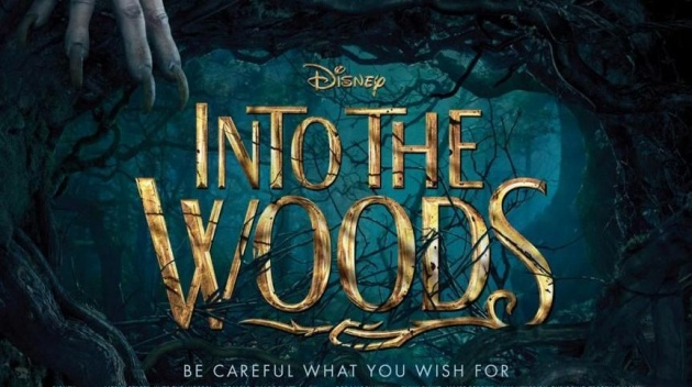 Disney Music  (Into the Wood )
